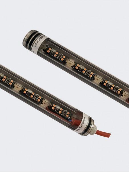 Luminaire IP68  «Universal 4 Tube»